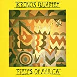 "Pieces of Africavon ""Kronos Quartet"""