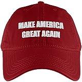 Election 2016 Donald Trump Make America Great Red Adjustable Cap