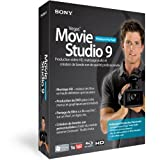 Sony vegas movie studio 9 - platinum pro pack + cl� USB 2 Gopar Sony M�dia Software