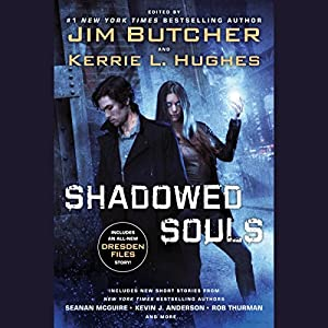 Shadowed Souls Audiobook