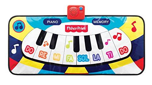 Fisher Price Music Dancin Tunes Music Mat 798627203743