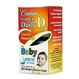 Super Daily D3 - Liquid Vitamin D for Baby (400IU)