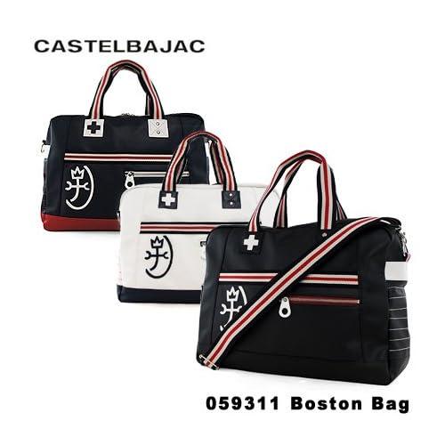 (カステルバジャック)CASTELBAJAC ボストンバッグ 059311 パンセブラック