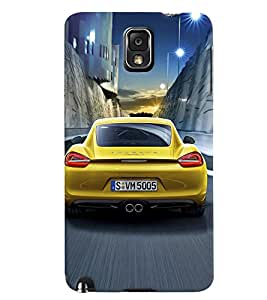 GADGET LOOKS PRINTED BACK COVER FOR SAMSUNG GALAXY NOTE 3 MULTICOLOUR
