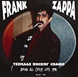 Teenage Rockin Combo - Dumb All Over Live At Ritz In New York City - November 17, 1981(2cd) by Frank Zappa