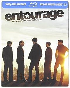 Entourage: Season 8 [Blu-ray]