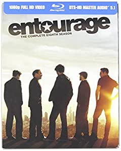 Entourage: Season 8 [Blu-ray]