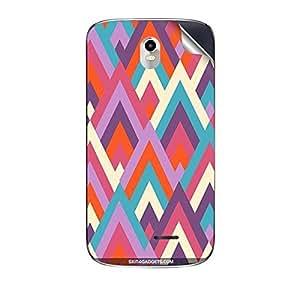 Skin4Gadgets Peaks Phone Skin STICKER for LAVA IRIS 402 PLUS