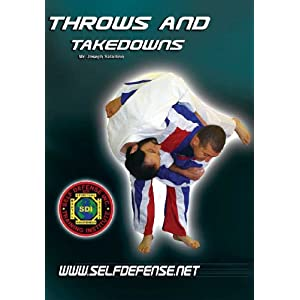 Throws and Takedowns (Self Defense and Martial Arts Inc. Series) movie