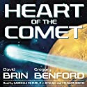 Heart of the Comet (       UNABRIDGED) by Gregory Benford, David Brin Narrated by P. J. Ochlan, Stefan Rudnicki