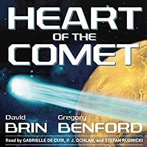 Heart of the Comet Audiobook