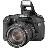 Canon EOS 30D DSLR Camera with EF-S 17-85mm f 4-5.6 IS USM Lens (OLD MODEL)