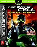 Tom Clancy's Splinter Cell: Pandora Tomorrow: Official Strategy Guide Prima Development