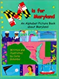 M Is for Maryland: An Alphabet Book About Maryland