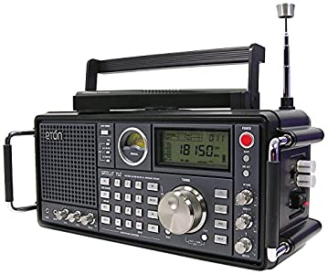 Review and Buying Guide of The Best  Eton Satellit 750 FM Stereo/LW/MW/SW/Airband