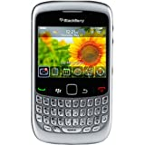 BLACKBERRY CURVE 8520 - UNLOCKED - GREY / SILVER - SMARTPHONE