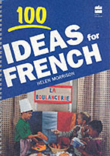 100 Ideas for French Teachers PDF