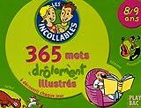 echange, troc Play Bac - 365 mots illustrés 8-9 ans