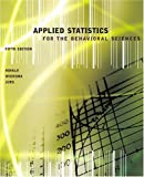 Applied Statistics for the Behavioral Sciences (0618124055) by Dennis E. Hinkle