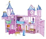 Girls Can Relive All The Fairytale Magic With The Disney Princess Mega Castle - Disney Princess Royal Castle