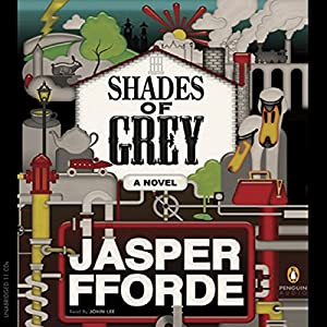 Shades of Grey Audiobook