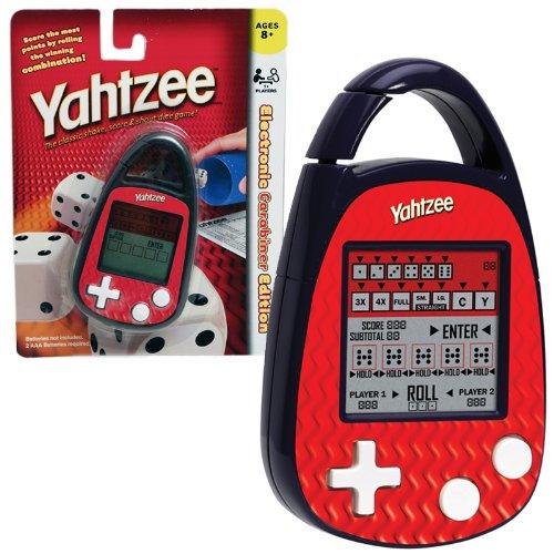 Toy - Electronic Carabiner - Yahtzee