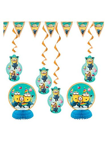 Despicable Me Decorating Kit (Each)