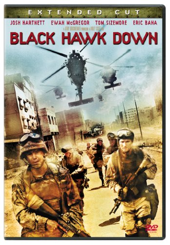 Cover art for  Black Hawk Down (Unrated Extended Cut)