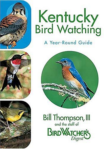 Kentucky Bird Watching: A Year-Round Guide