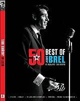 Brel Jacques Best Of 50 Titres P/V/G²