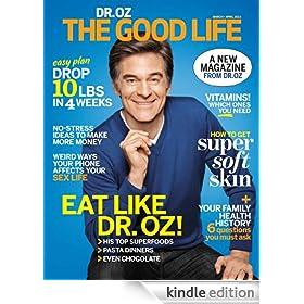 Amazon.com: Dr. Oz The Good Life: Hearst Magazines: Kindle