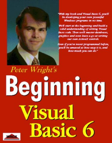 Beginning Visual Basic 6 (Wrox Press)
