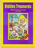 Hidden Treasures: A Book of Hidden Picture Puzzles