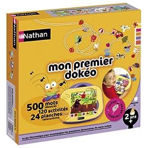 Nathan - 301419 - Jeu de société - Jeu éducatif - Mon Premier Dokéo - Modèle aléatoire