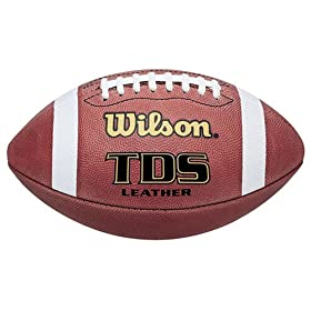 <b>Wilson F1205R TDS High School Game Ball Football</b>