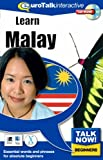 Talk Now Learn Malay: Essential Words and Phrases for Absolute Beginners (PC/Mac)