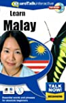 Talk Now Learn Malay: Essential Words...