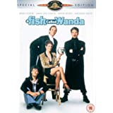A Fish Called Wanda (Special Edition) [DVD] [1988]by John Cleese
