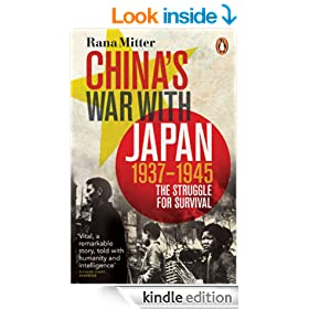 China's War with Japan, 1937-1945: The Struggle for Survival
