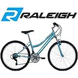 "Raleigh Activ Roma 26"" Mountain Bike - Ladies - Blue - New Range (14"" Frame)"