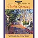 Principles and Types of Public Speaking (16th Edition)