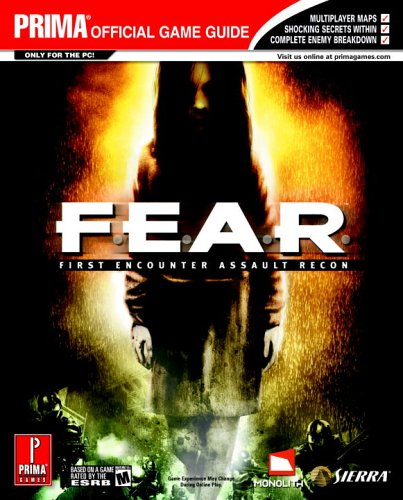 F.E.A.R. (Prima Official Game Guide)