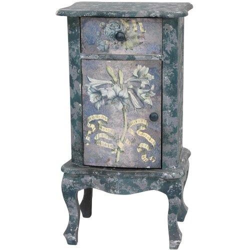 Blue Distressed Furniture