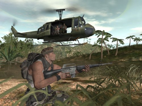 Online Game, Online Games, Video Game, GameCube, PC, Bf, Adventure, Battlefield: Vietnam