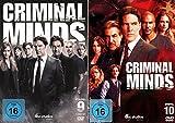 Criminal Minds - Staffeln 9+10 (10 DVDs)
