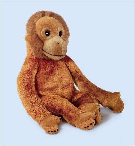 "Tanga Small Orangutan 9"" by Russ Berrie - 1"
