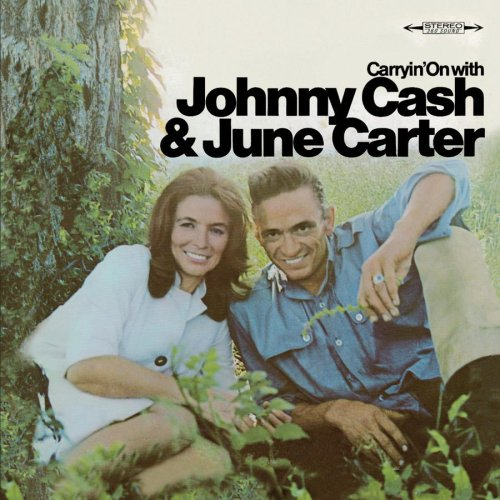 Carryin' On with Johnny Cash and June Carter artwork