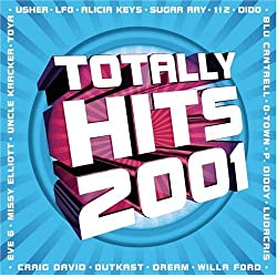 Various Artists - Totally Hits 2001