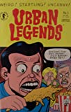 Urban Legends #1 (June 1993)
