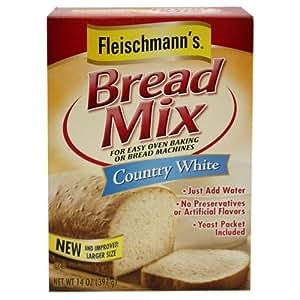 bread machine mix